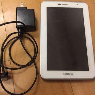 🚚 Samsung 平板7寸GT-P3100(功能正常,二手)