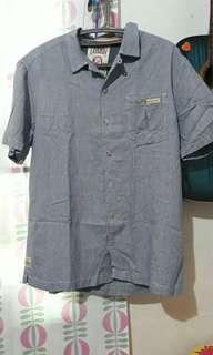 Navy Blue Polo Mark and Spencer