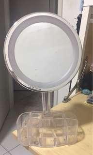 360 Ring light mirror