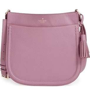 KS Hemsley Street Crossbody Rumraisin