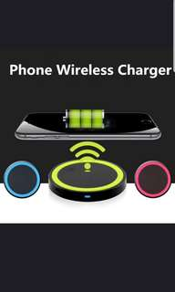 Universal charging power pad