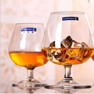 Luminarc Cognac Stem Glass 6pcs