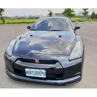 [出售]來店賞車請找喬治!~ 2009年 東瀛戰神  NISSAN GTR R35 歐規 Black Edition Specs 雙色內裝