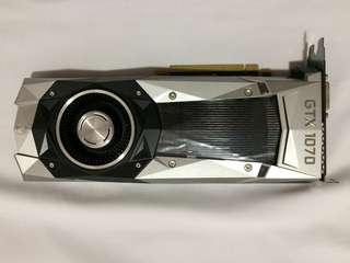Nvidia Founder GTX 1070