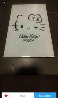 Hello kitty limited edition tiles