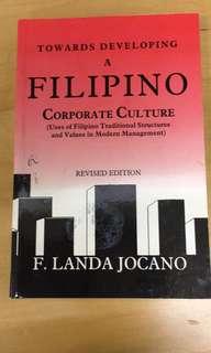 FILIPINO Corporate Culture Book