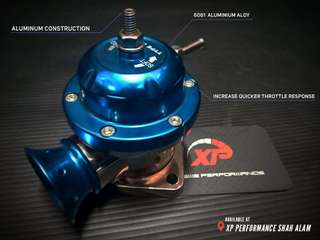Blow off valve greddy type rs