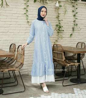 Thea maxi dress
