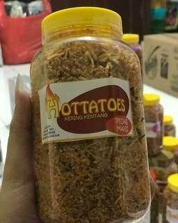 Hotattoes - Kentang Goreng Teri
