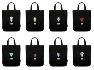 BT21 X Monopoly Official Eco Bag