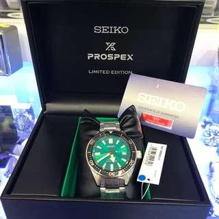 SEIKO SPB081J1 潛水錶 全球限量2018隻 行貨