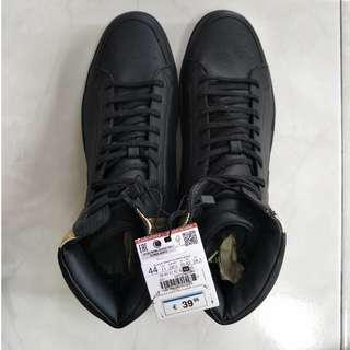 Zara Man High Top Boots