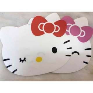 Hello kitty place mat PRE ORDER!