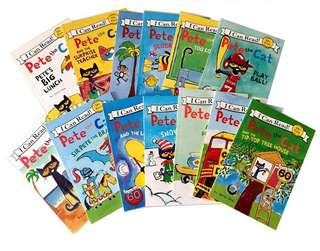 Pete the Cat Series -13 Books set