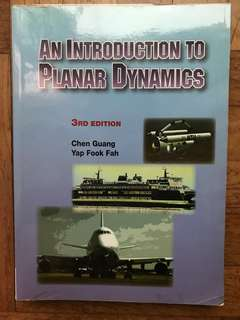 MA1001 - Intro to Dynamics
