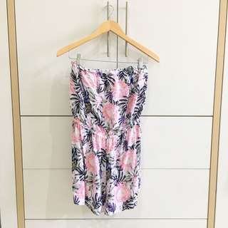 H&M tube jumpsuit