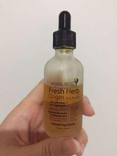 Nature Pacific Fresh Herb Origin Serum 75%