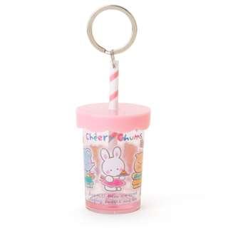 Sanrio 日本版Cheery Chums 飲品型 鎖匙扣 Key Chain