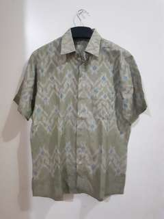 BATIK GREY FORMAL SHIRT