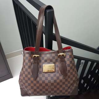 Fast sale LV hampstead 2009 bag only