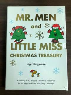 Mr. Men and Little Miss Christmas Treasury