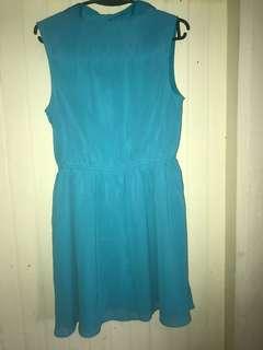 Preloved Green Dress