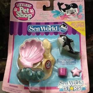 Littlest Pet Shop SEAWORLD