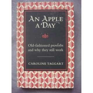 An Apple A Day - Caroline Taggart