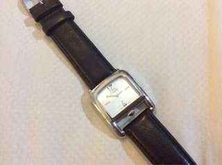 Preowned Excellent Condition Coach Unisex Driver Style Quartz Watch SWISS MADE