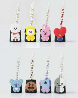 BT21 X Monopoly Official Pen Stand