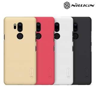 LG G7 Plus ThinQ NILLKIN 磨砂護盾 送高清貼保護殼 手機後背硬殼Case Shell 0642A