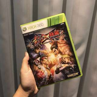 Capcom: Street Fighter x Tekken Xbox 360