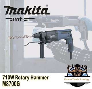 [NEW] MAKITA MT SERIES M8700G ROTARY HAMMER DRILL /