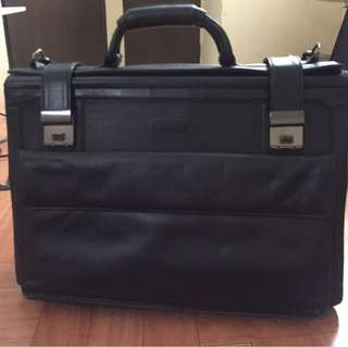 Casucci original leather bag / tas kulit