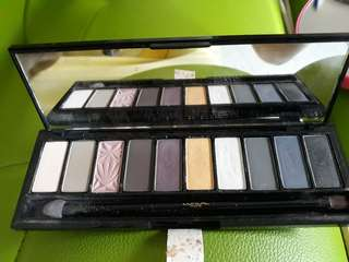 Loreal eyeshadow pallete