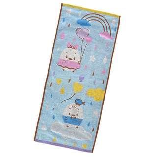 日本 Disney Store 直送 Ufufy 系列 Donald & Daisy 唐老鴨黛絲浴巾 / 毛巾