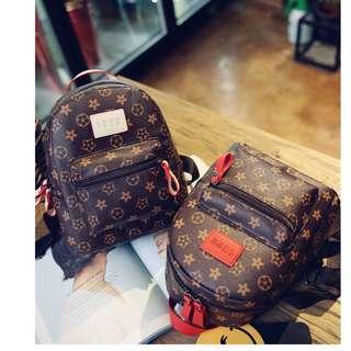 B003 小型迷你后背包书包 Mini Backpack