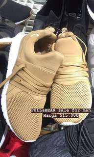 Sepatu pull&bear sale