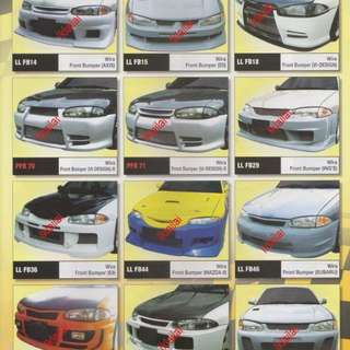 WIRA BODYKIT ALL