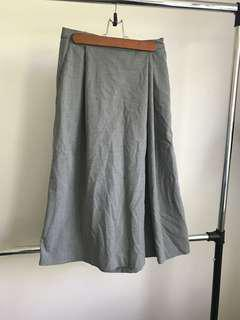 Uniqlo gorgeous skirt pant thing