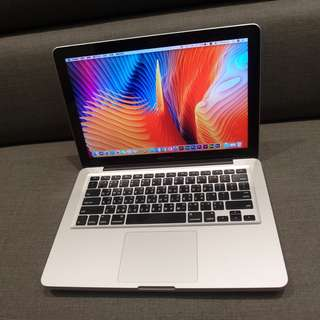 """【出售】Apple MacBook Pro 13"""" i7 頂規版 筆記型電腦 (雙硬碟)"""
