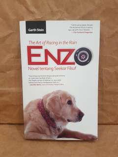 "The Art Of Racing in The Rain ""ENZO"""