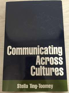 [Linguistics Textbook NTU LMS] Communicating Across Cultures by Stella Ting-Toomey