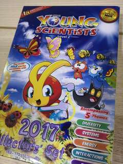 🚚 Brand New Young Scientist Level 2 Set