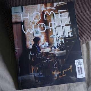Home Work (Thai hipster home & interior magazine)