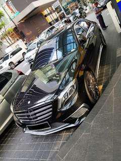 Mercedes Benz S400 for rent / kereta sewa