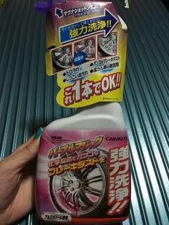 強力洗鈴水 日本制