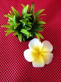 Flower fancy soap
