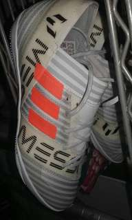 Football shoes messi