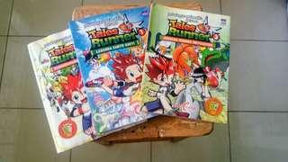 Tales Runners ( 3 Buku)